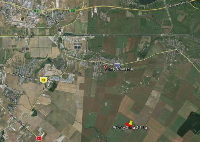 Land for sale: Moara Vlasiei 28.000 sqm