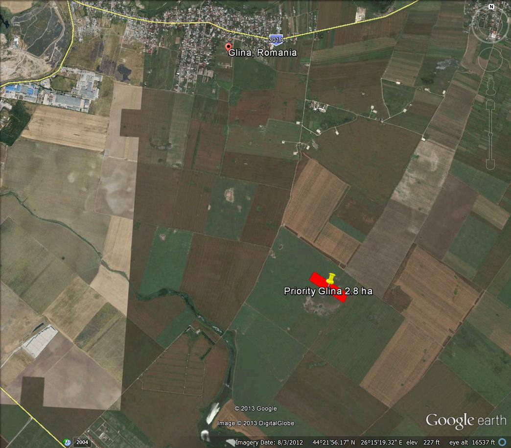Land for sale glina plots for houses - Houses for small plots of land ...
