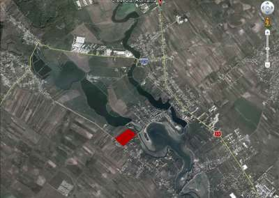 For sale: special land – 31.750 sqm in Sarulesti area